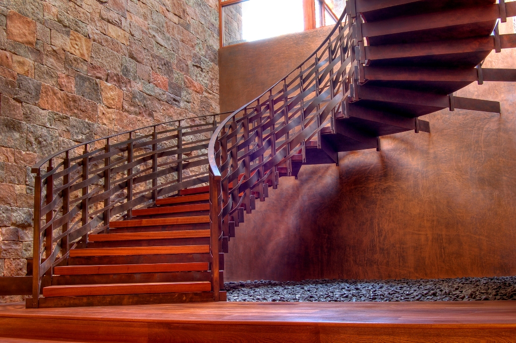 Steel Staircase - Kason Group