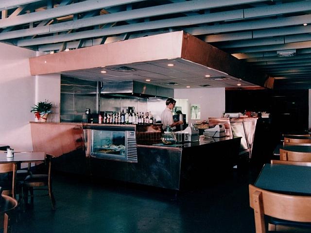 Copper Clad Counter-top - Gyros Restaurant, Albuquerque, NM